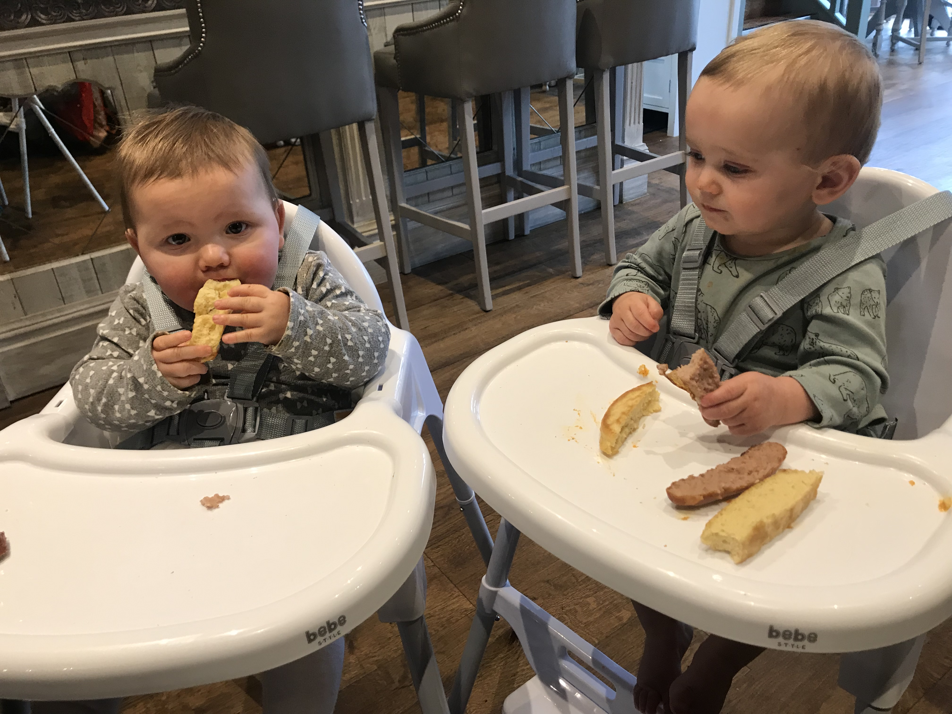 Dairy Free Baby Led Weaning