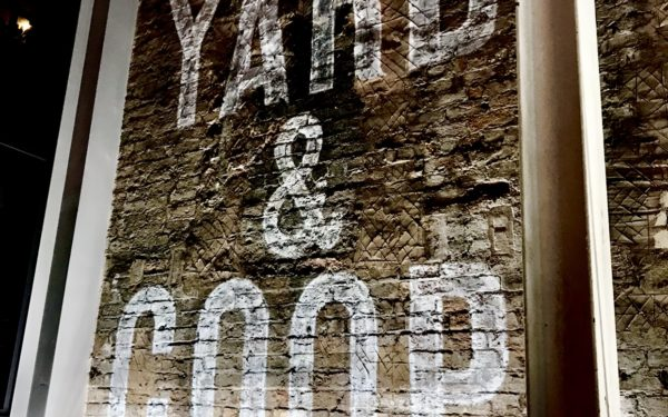 Yard & Coop Menu – With Meat Free Monday Options