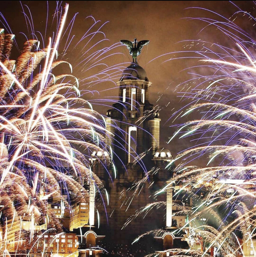 Liverpool New Year's Eve