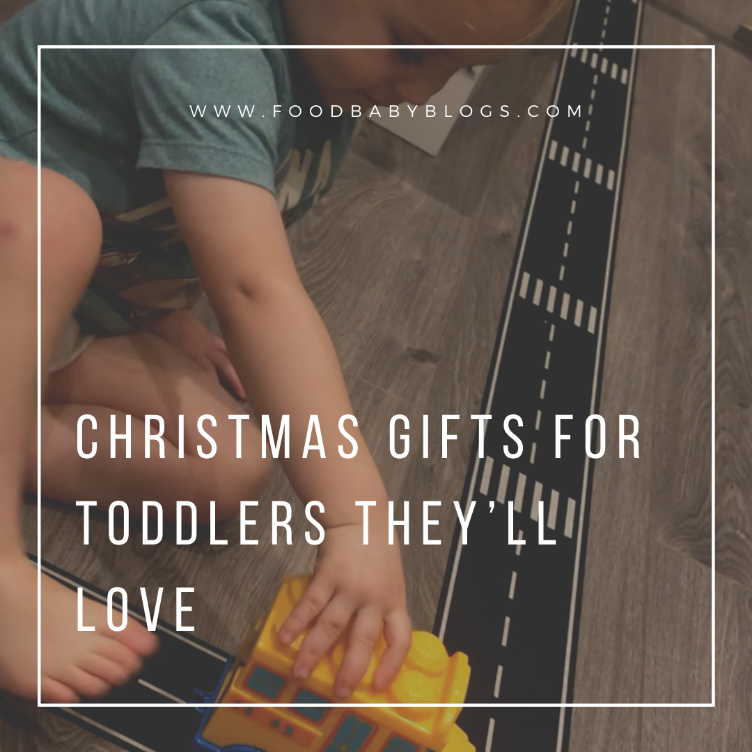 Christmas Gifts for Toddlers They'll Love